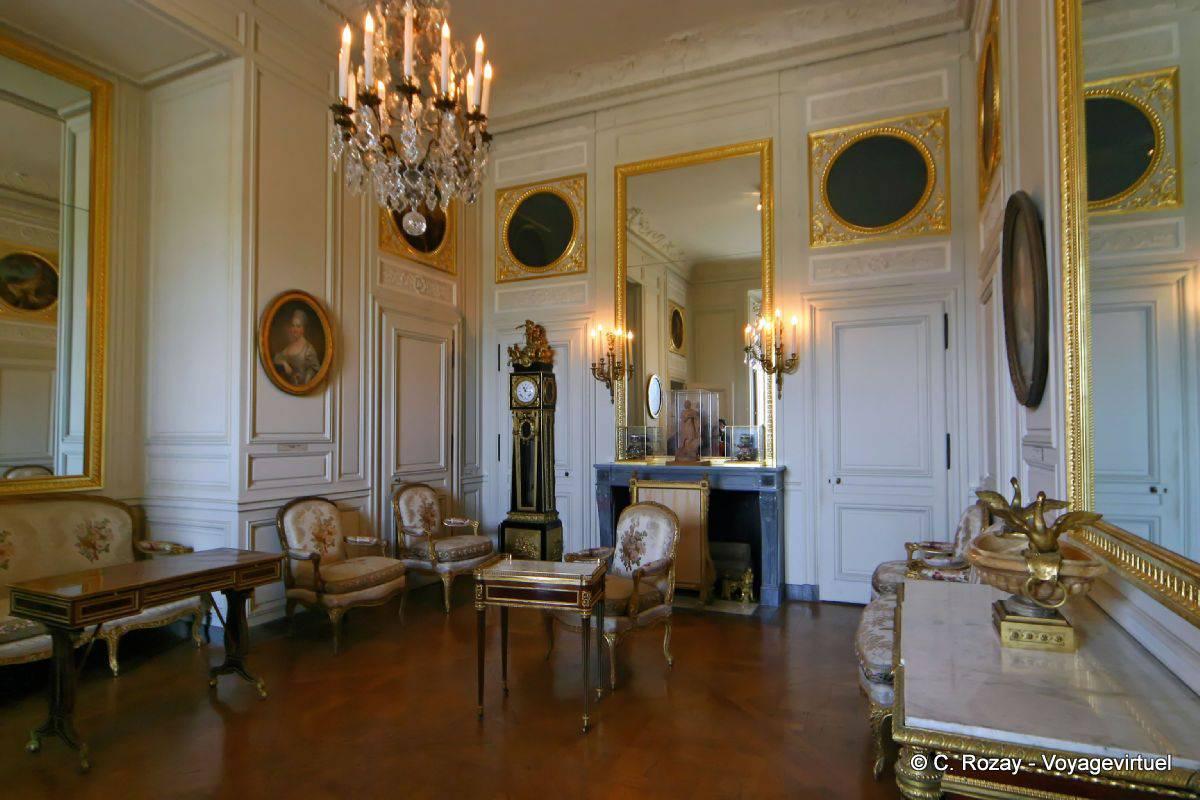 Cabinet Architecte Versailles. Free Interior View Grand Apartments ...