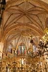 Capilla mayor de la cathédrale de Tolede