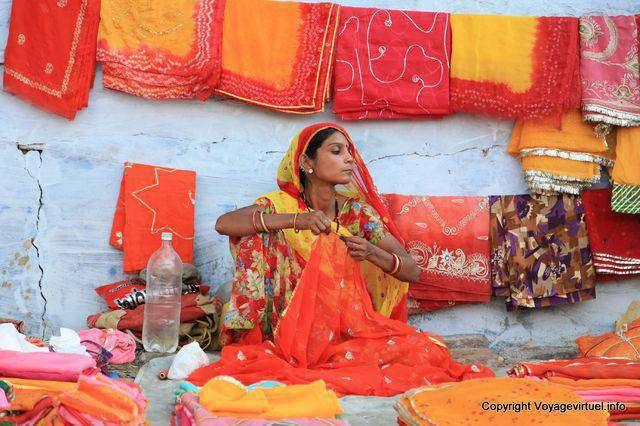 Beauté du Sardar Bazar Jodhpur