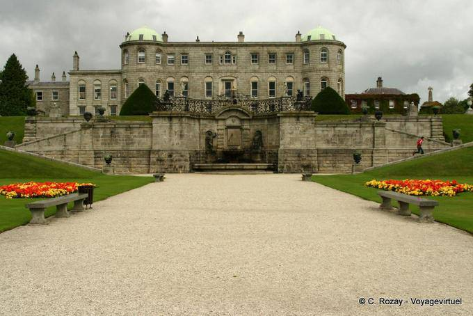 Jardin de Powerscourt, Irlande 5679