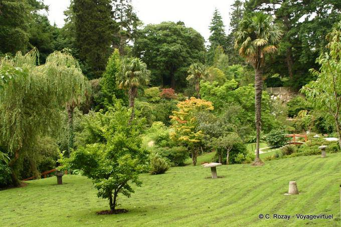Jardin de Powerscourt, Irlande 5696