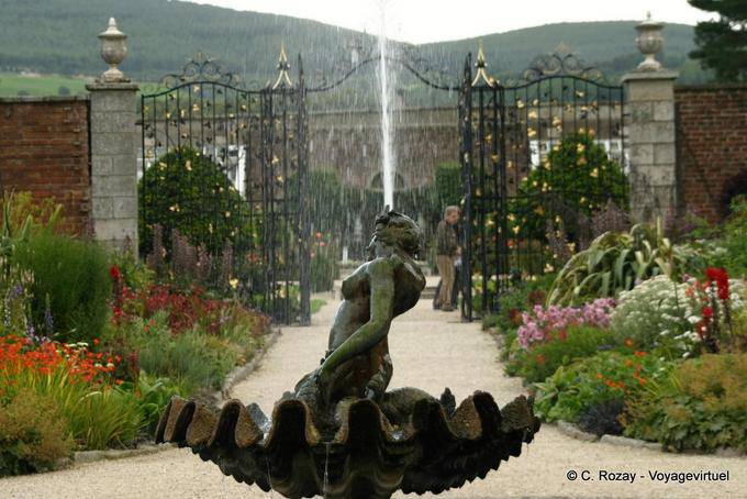 Jardin de Powerscourt, Irlande 5711