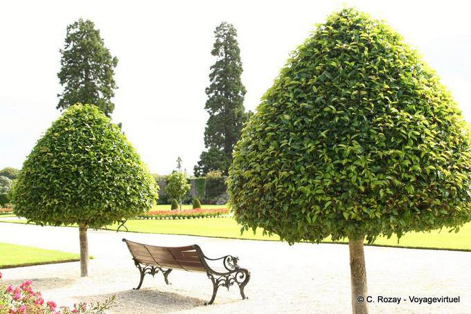 Jardin de Powerscourt, Irlande 5727