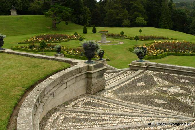 Jardin de Powerscourt, Irlande 5776