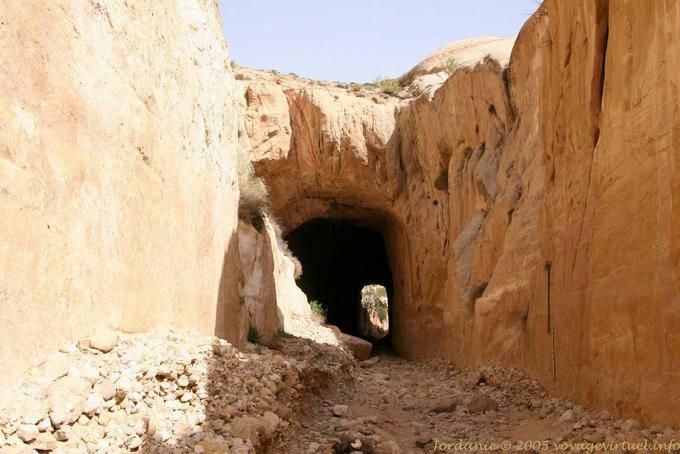 Pétra Wadi el Mudhlim 191