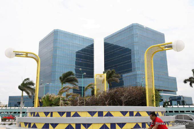 Campeche Avenida Adolfo Cortines Modernisme 7