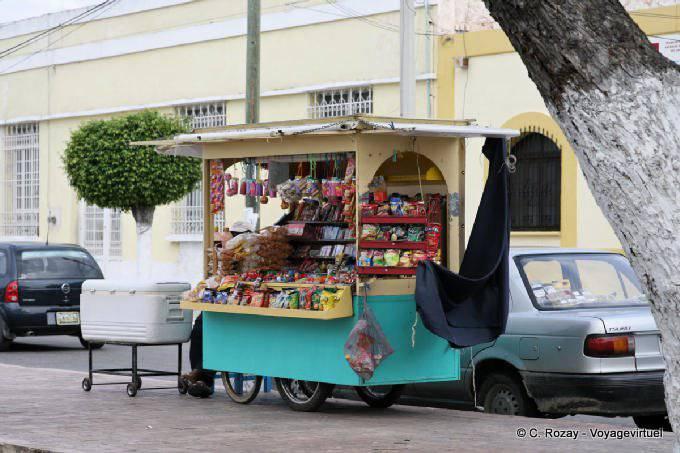 Campeche Bazar De Rue