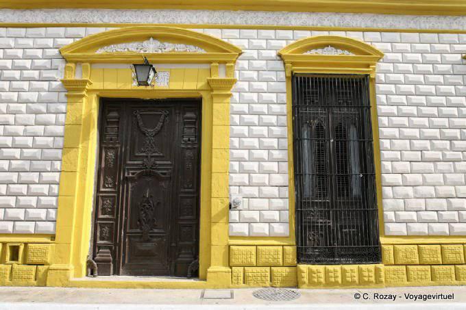 Campeche Calle 14 1