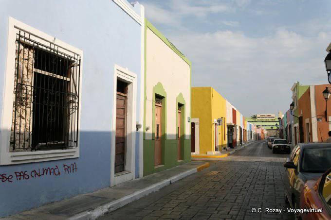 Campeche Calle 63 2