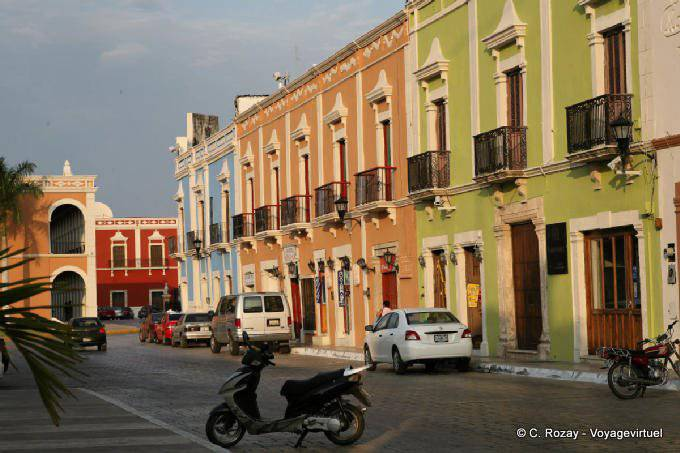 Campeche Calle 8 1