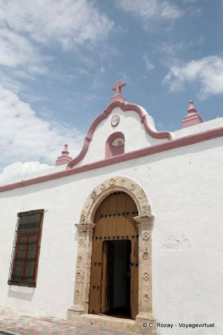 Campeche Catedral Metropolitana 5
