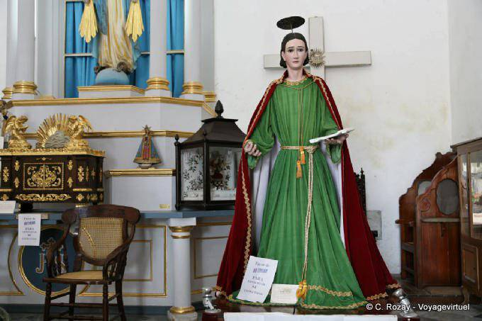 Campeche Catedral San Juan Evangelista 8