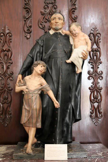 Campeche Catedral San Vicente De Paul 13