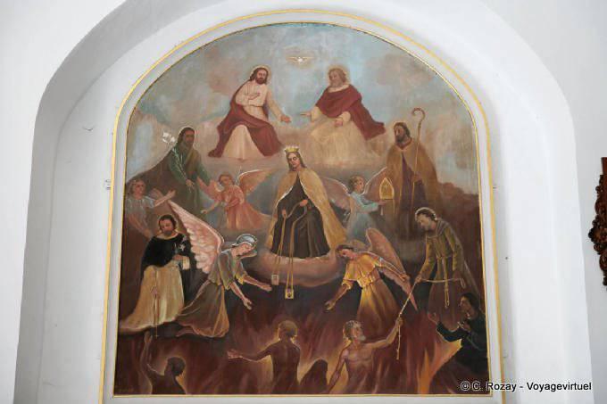 Campeche Catedral Tableau 1