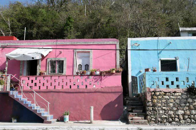 Campeche Chiapaneca Houses 3