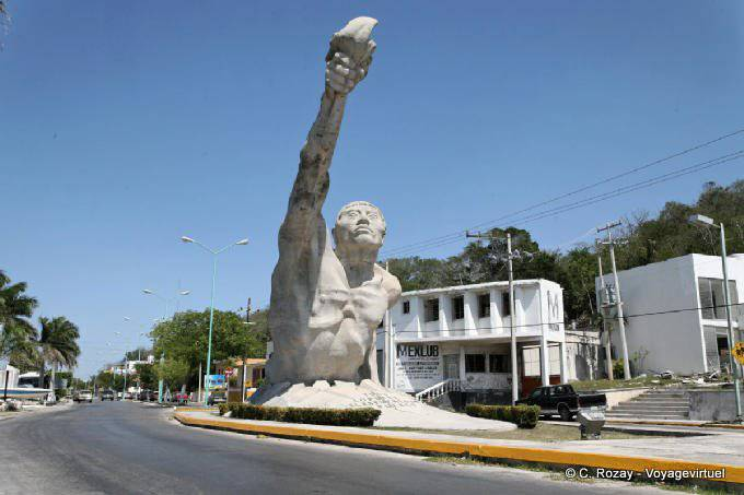 Campeche Heroes De Chapultepec