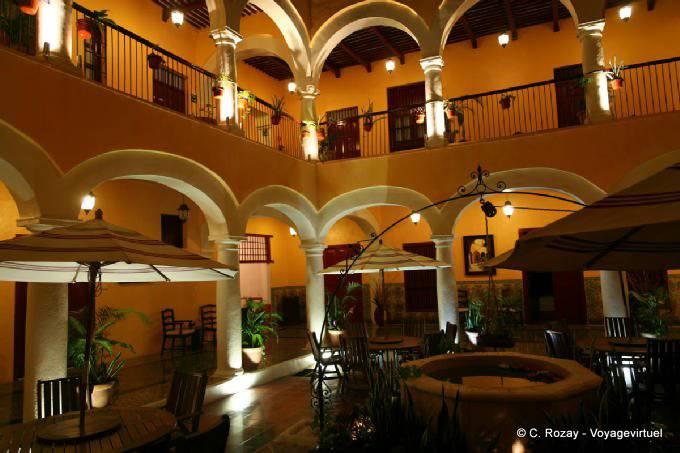 Campeche Hotel Castelmar 8
