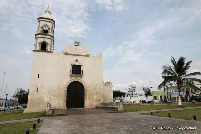 Campeche Iglesia 1
