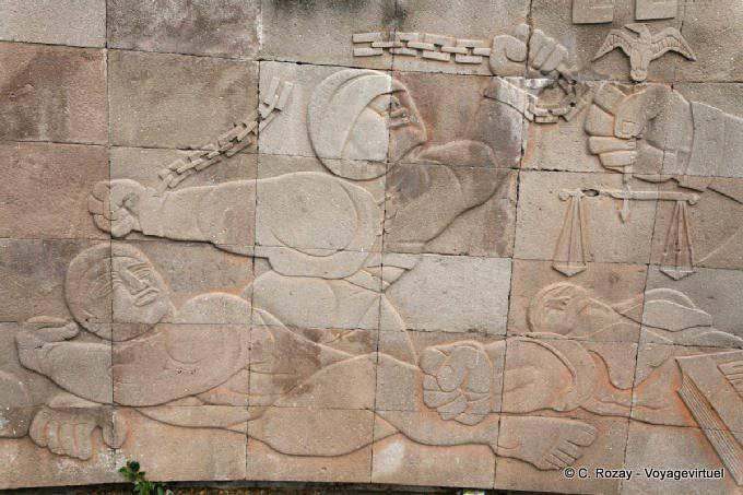 Campeche Monument Historique 6