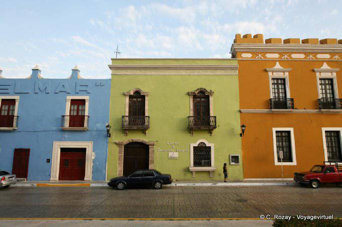 Campeche Palacio Centro Infantil 4