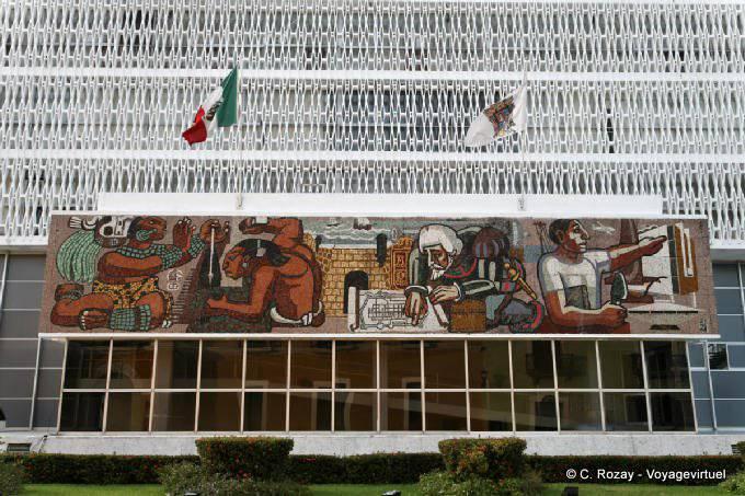 Campeche Palacio Del Gobierno