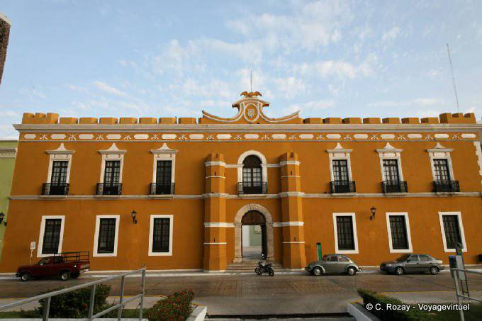 Campeche Palacio Del Governator 5