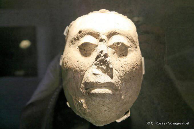 Campeche Museo Archeologia Maya 14