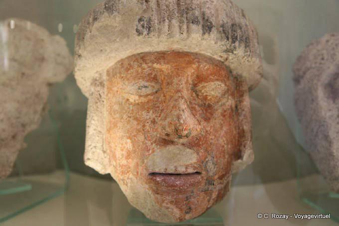 Campeche Museo Archeologia Maya 2