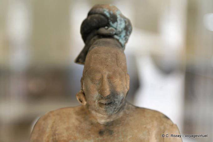 Campeche Museo Archeologia Maya 22