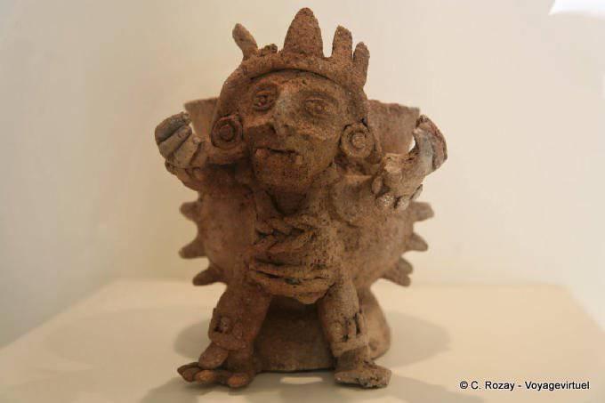 Campeche Museo Archeologia Maya 26