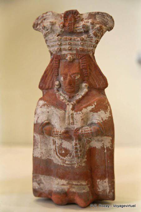 Campeche Museo Archeologia Maya 32