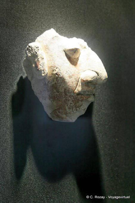 Campeche Museo Archeologia Maya Profil 17