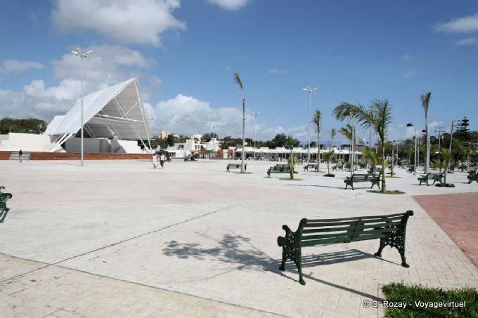 Cancun Parque De Las Palapas 2