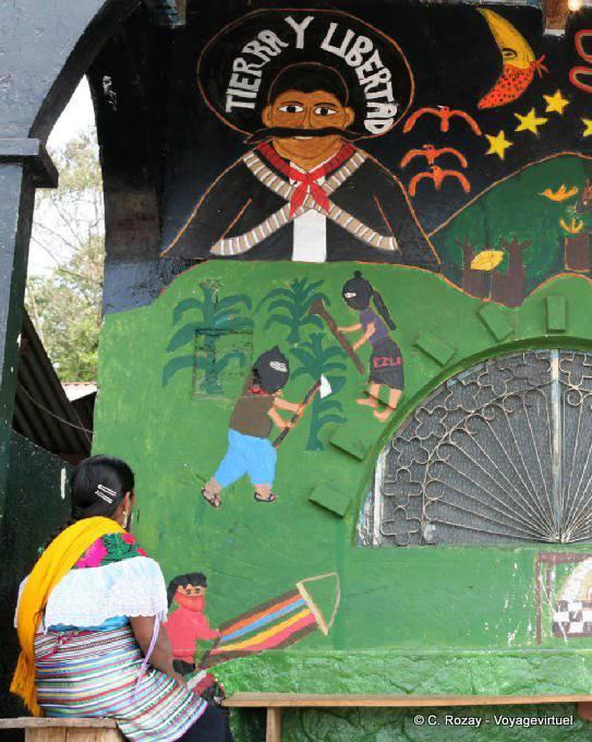 Chiapas Tierra Y Libertad 23