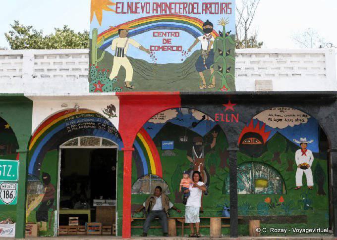 Chiapas Viva Ezln 21