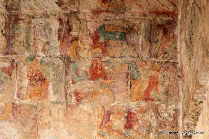 Chichen Itza Temple Des Jaguars 5
