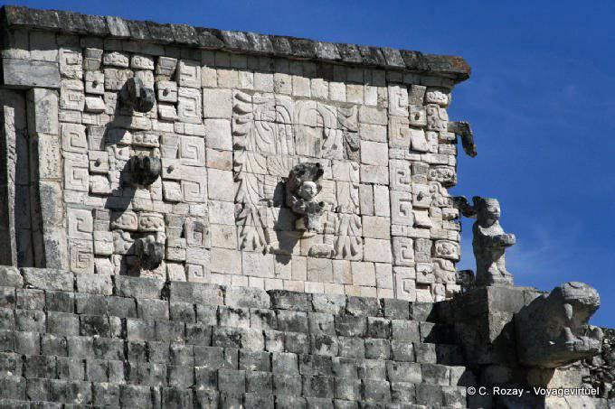 Chichen Itza Templo De Los Guerreros 10