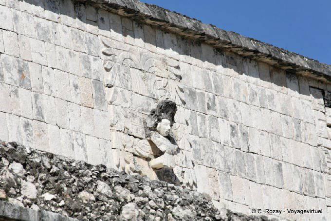 Chichen Itza Templo De Los Guerreros 21