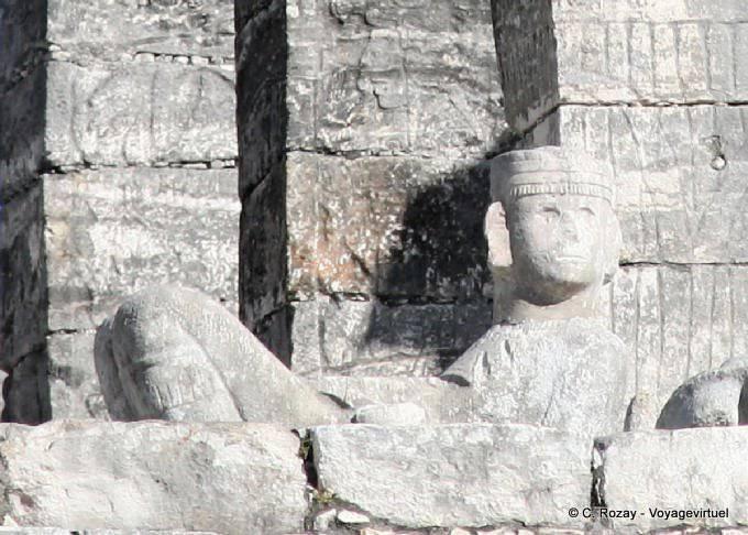 Chichen Itza Templo De Los Guerreros 29