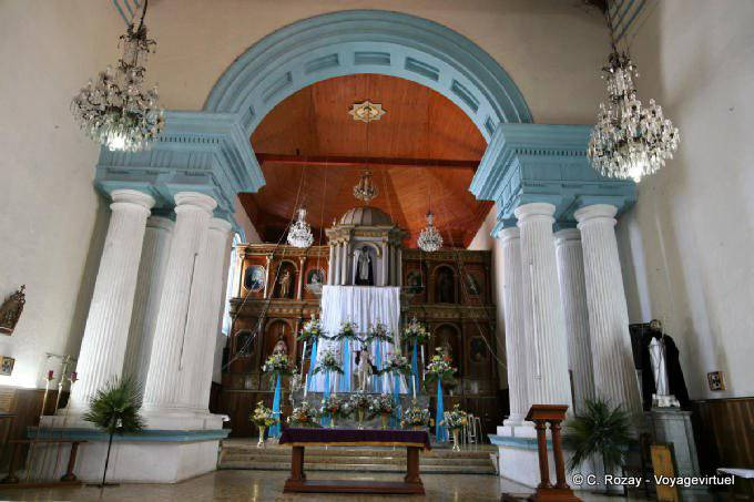 Comitan Chiapas San Domingo Inside 1