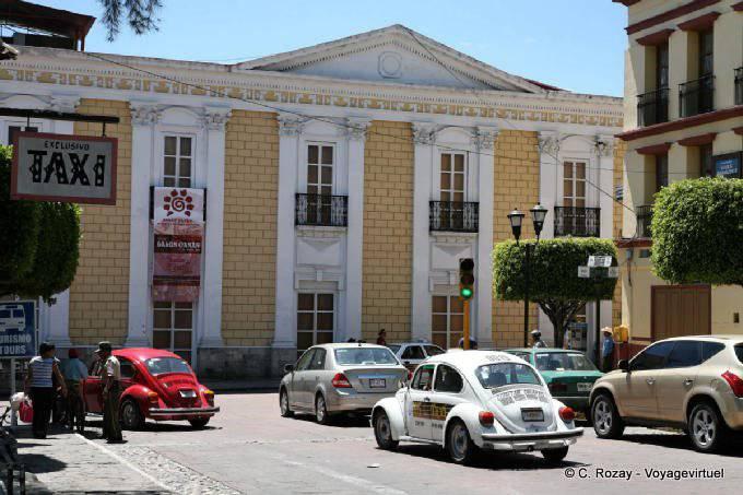 Comitan Chiapas Teatro