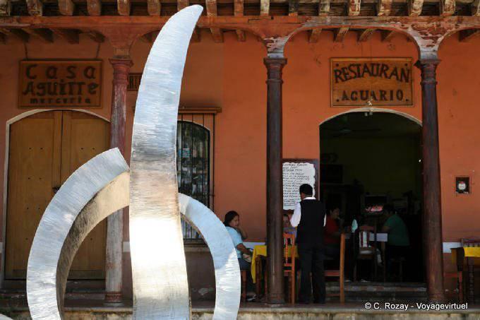 Comitan Chiapas Zocalo 5
