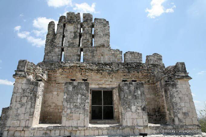 Edzna Edificio De Los 5 Pisos Temple 6