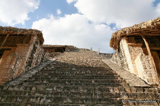Ek Balam Acropolis 19