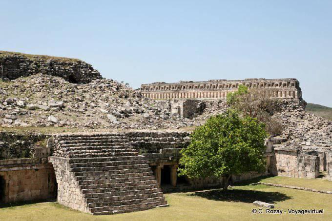 Kabah Temple Majeur Teocalli 36