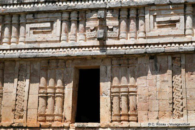 Labna Edificio De Las Columnas 9