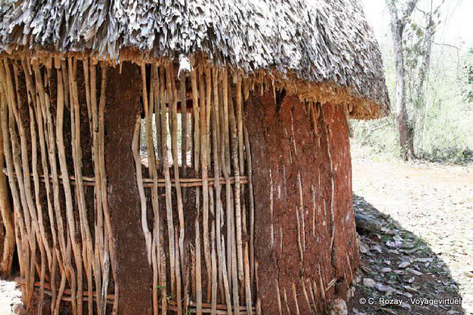 Labna Hutte Traditionnelle 1