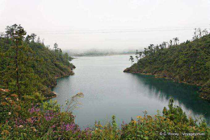 Lagunas De Montebello Laguna Tziscao 25