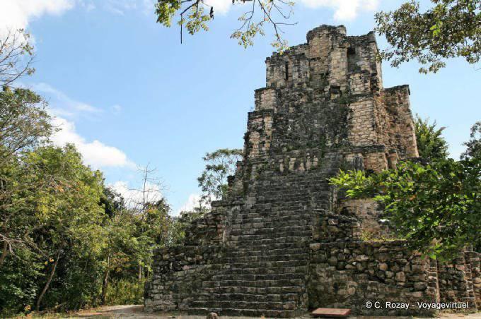Muyil El Castillo 1