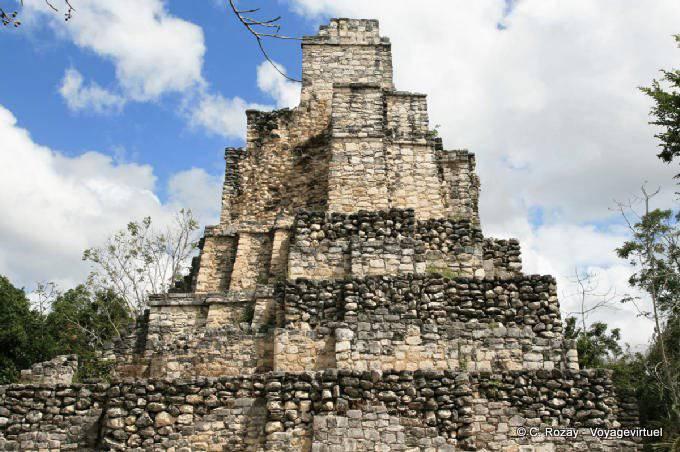Muyil El Castillo 17